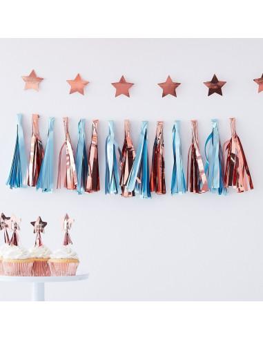 guirlande-tassel-bleu-pastel-rose-gold-deco-baby-shower-bapteme-anniversaire-mariage