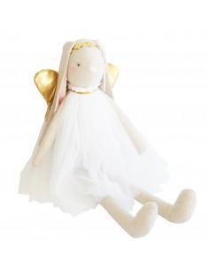 grande-poupee-lapin-angel-ivoire-ailes-dorees-alimrose-70cms