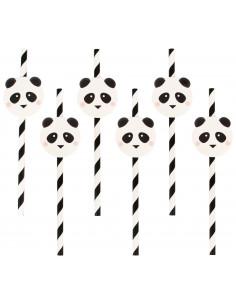 12-pailles-en-papier-panda-et-rayures-my-little-day.jpg