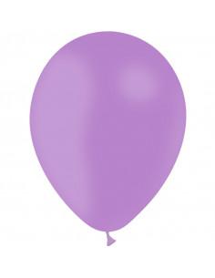 10 Ballons Lilas en Latex Décoration Fête