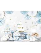 3-rosaces-blanches-bordure-doree-deco-salle-baby-shower-bapteme-anniversaire-mariage